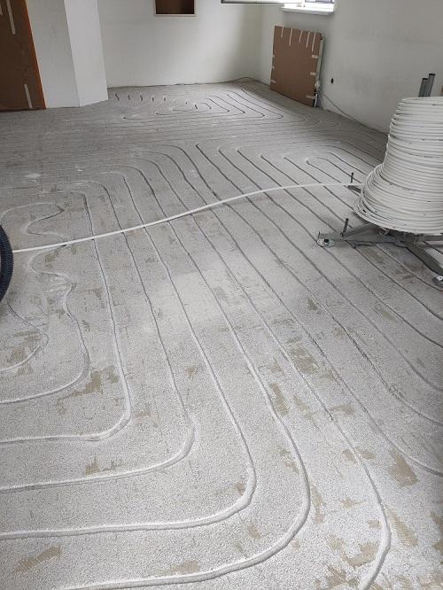 SENTI Fräsen 4 Kreise im großen Wohnzimmer